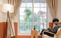 Nhà tập thể 60 năm tuổi ố màu thời gian trở nên đẹp không góc chết với chi phí cải tạo 250 triệu đồng ở Hà Nội