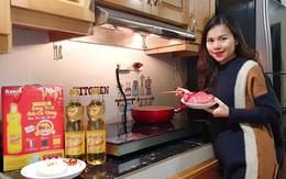 Điều gì khiến chị em hào hứng tìm mua dầu ăn từ cá cho dịp Tết?