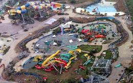 Mục sở thị công viên nước Thanh Hà sau khi bị cưỡng chế phá dỡ