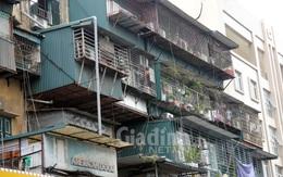 Hà Nội yêu cầu người dân khẩn trương di dời khỏi chung cư cũ, nguy hiểm