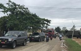 Huy động mọi lực lượng cứu hộ, cứu nạn 30 người mất tích ở thuỷ điện Rào Trăng 3