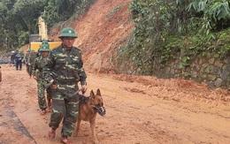 Vụ sạt lở đất vùi lấp nhiều cán bộ, chiến sỹ tại Quảng Trị: Tìm thấy 12 người mất tích