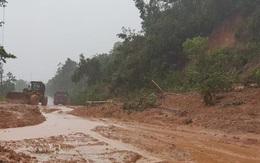Nóng: Sạt lở đất ở Quảng Trị, khả năng hàng chục cán bộ, chiến sĩ sư đoàn 337 bị vùi lấp