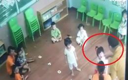 Thông tin mới nhất vụ việc bé gái 2 tuổi bị người đàn ông đánh ngay trong lớp học