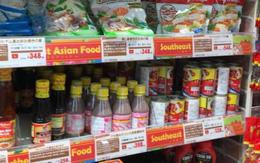 """Mắm tôm xuất hiện """"sừng sững"""" trong cửa hàng bán lẻ hàng đầu của Nhật với giá bán bất ngờ, đi kèm là hàng loạt sản phẩm Việt hot không kém"""