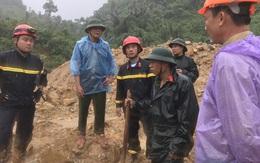 Cứu hộ ở Rào Trăng 3: Nổ mìn phá đá để thông đường