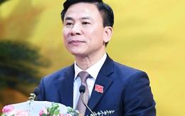 Ông Đỗ Trọng Hưng được bầu làm Bí thư Tỉnh ủy Thanh Hóa