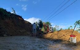 Nóng: Thêm 1 vụ sạt núi ở Quảng Nam, hàng chục người mất tích
