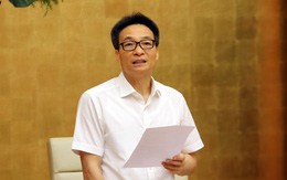 Phó Thủ tướng chỉ rõ hai nguy cơ lây nhiễm COVID-19 lớn nhất Việt Nam, chuẩn bị tinh thần dịch kéo dài sang 2021