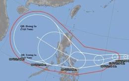 Bão Goni có hướng đi rất phức tạp, cường độ mạnh hơn bão số 9 nhiều lần