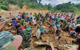 Sạt lở kinh hoàng ở Quảng Nam: Danh tính 32 người chết và mất tích tại thôn 1, Trà Leng