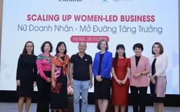 Rào cản nào khiến rất ít phụ nữ Việt làm chủ doanh nghiệp lớn?