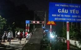 Vụ tai nạn trên cầu chợ Chùa: 3 người trên xe ô tô và 2 người trên xe máy đã tử vong