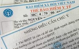 Từ 15/11, cho mượn thẻ BHYT đi khám bệnh bị phạt tới 5 triệu đồng