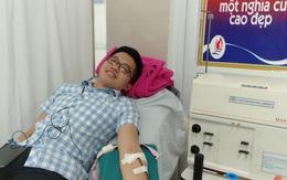 Bác sĩ hiến máu cứu tính mạng sản phụ