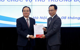 Bộ GD&ĐT có tân thứ trưởng là Chủ tịch Hội đồng Trường Đại học Bách khoa Hà Nội
