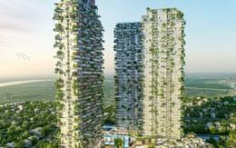 Tạp chí danh tiếng của Mỹ dành vị trí nối bật trang chủ viết về tòa tháp xanh cao nhất của Việt Nam