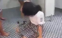 Tây Ninh: Nữ sinh cấp 2 bị đánh hội đồng trong nhà vệ sinh