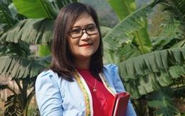 Cô giáo 9X người Mường lọt Top 10 giáo viên toàn cầu: Từ chối chức giám đốc công ty dược về làm cô giáo làng và bước ngoặt cuộc đời