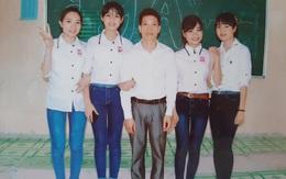 Thầy chủ nhiệm cấp 3 vẫn mãi ấn tượng về chiều cao của Đỗ Thị Hà