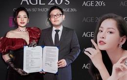 Chi Pu – Đại sứ thương hiệu mỹ phẩm hàn quốc AGE20's tại Việt Nam