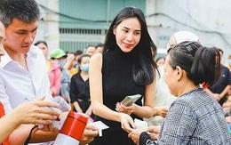 Thủy Tiên công khai đã chi hết gần 180 tỷ đồng cho 7 tỉnh miền Trung