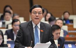 """Trưởng đoàn ĐBQH Quảng Trị: """"Thấm thía cái giá phải trả cho sự tàn phá rừng"""""""