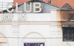 Hiện trường vụ cháy quán bar khiến 3 người tử vong