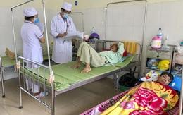 Bệnh nhân sốt xuất huyết tăng đột biến sau lũ