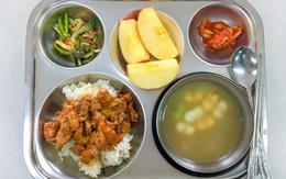 Bữa trưa của học sinh Hàn Quốc có gì đặc biệt?