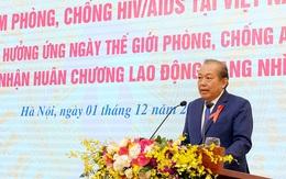 Phó Thủ tướng: Tin tưởng sẽ chấm dứt cơ bản dịch AIDS vào năm 2030