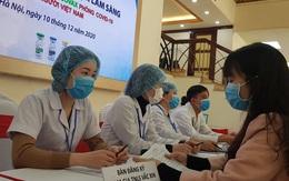 """Những người đầu tiên đăng ký tiêm thử nghiệm vaccine COVID-19 """"made in Vietnam"""""""
