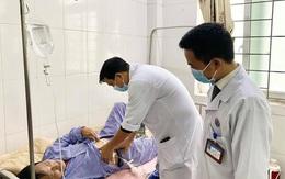 Hà Tĩnh: Tăm tre xuyên thủng đường tiêu hóa của bệnh nhân 68 tuổi