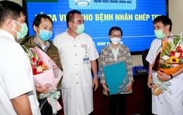 Ca ghép tim xuyên Việt thứ 6 tại Bệnh viện TW Huế chính thức xuất viện