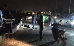 2 thanh niên tử vong trong đêm do tông vào dải phân cách