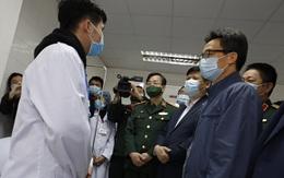 """Tiêm vacccine COVID-19 """"made in Vietnam"""" Nano Covax mũi 2 liều nhỏ nhất cho 3 người đầu tiên"""