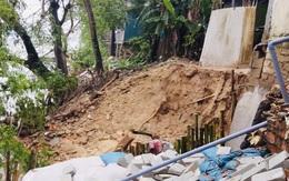 Thừa Thiên – Huế: Sau bão lũ, người dân sống bên sông Bồ nơm nớp lo sợ vì sạt lở