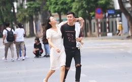 Từ ngày mai (25/12), Hà Nội thử nghiệm mở thêm phố đi bộ