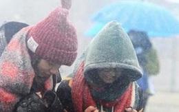 Đợt không khí lạnh đang tràn xuống miền Bắc vào dịp Tết Dương lịch mạnh mức nào?