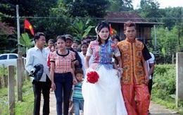 """Ngày mới ở nơi mỗi đám cưới là một """"sự kiện lịch sử"""""""