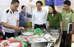 Lập 6 đoàn kiểm tra liên ngành Trung ương về an toàn thực phẩm Tết