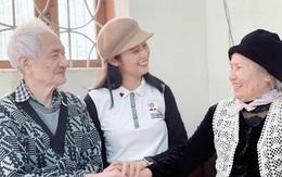 Hình ảnh giản dị của ông nội, bà ngoại Hoa hậu Ngọc Hân hội ngộ tại Hải Phòng