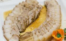 Biến tấu món thịt ba chỉ luộc, ngon khó cưỡng