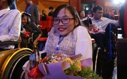 """""""Tỏa sáng nghị lực Việt"""" tôn vinh những tấm gương khuyết tật"""