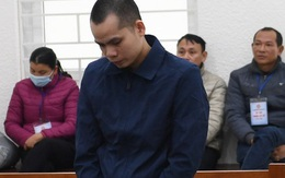 Chốt cửa sát hại vợ và sự xuất hiện kịp thời của hai đứa con