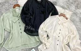 Đa dạng phong cách thời trang cho các cô nàng tại Hoong Vân Clothings
