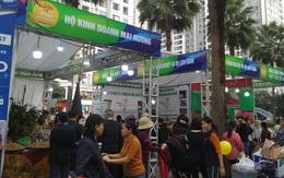 Từ nay đến Tết Nguyên đán Tân Sửu 2021, người dân được mua hàng ở gần 100 hội chợ lớn nhỏ