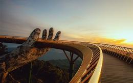 Cầu Vàng – nối Việt Nam với thế giới