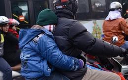 Miền Bắc rét đậm do không khí lạnh mạnh tăng cường, có nơi xuất hiện băng giá