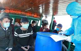 Quảng Ninh: Phát hiện 8 thuyền viên trốn cách ly COVID-19
